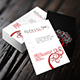 "Universal ""Me & You"" Elegant Business Card.  - GraphicRiver Item for Sale"