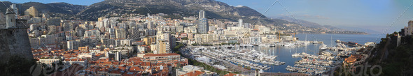 Port of Monaco - Stock Photo - Images