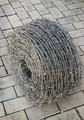 One bay of barbed wire - PhotoDune Item for Sale