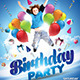 Kids Party Flyer Themes  海-Graphicriver中文最全的素材分享平台