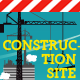 Construction Site; Under Construction Page - GraphicRiver Item for Sale