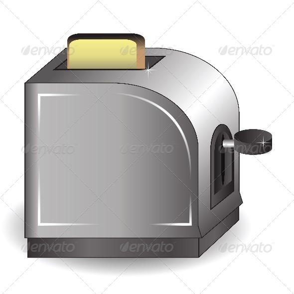 GraphicRiver Toaster 4600744