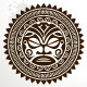 Polynesian Tattoo Styled Masks - GraphicRiver Item for Sale