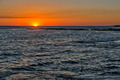 Sundown over the sea - PhotoDune Item for Sale