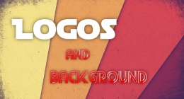 Logos & Background