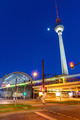 The Alexanderplatz in Berlin  - PhotoDune Item for Sale