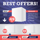 New Offers Flyer - GraphicRiver Item for Sale