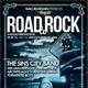 Road To Rock Music Flyer - GraphicRiver Item for Sale