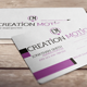 Creative Business Card 21 - GraphicRiver Item for Sale
