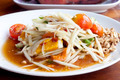 Papaya salad thai food - PhotoDune Item for Sale