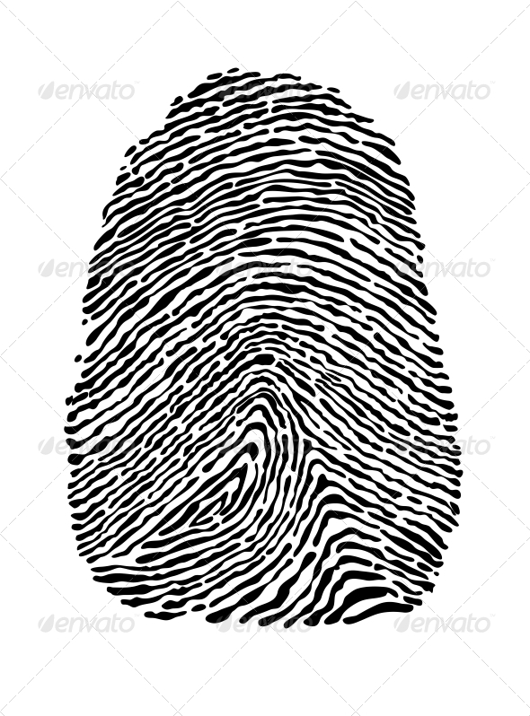 GraphicRiver People Fingerprint 4612434