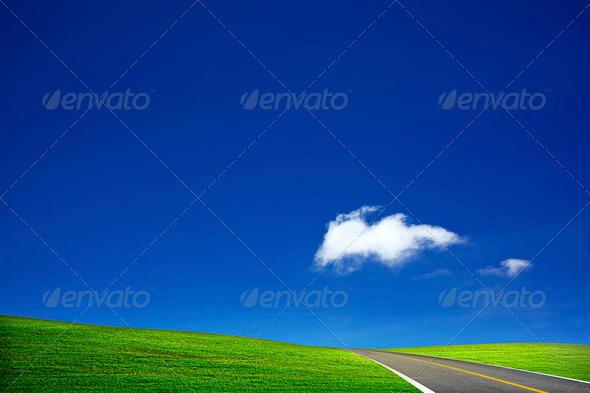 PhotoDune Road 482440