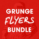 Grunge Flyer Bundle - Volume One - GraphicRiver Item for Sale
