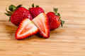 Fresh Sliced Strawberry - PhotoDune Item for Sale
