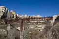 Suspension bridge in Cuenca, Spain - PhotoDune Item for Sale