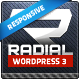 Radial - Premium Automotive & Tech WordPress Theme - ThemeForest Item for Sale