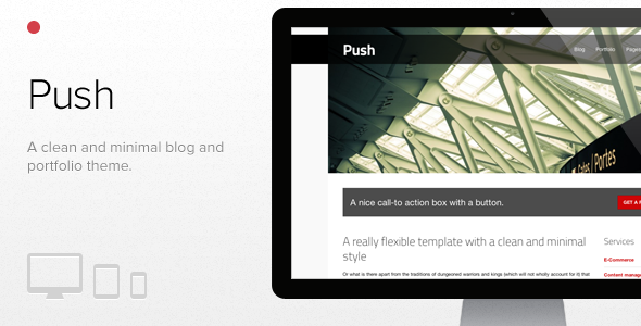 Push WordPress