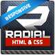 Radial - Premium Automotive &amp;amp; Tech HTML Template - ThemeForest Item for Sale