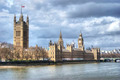 Houses of Parliament and big ben with Thames river - PhotoDune Item for Sale