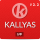 KALLYAS - Responsive Multi-Purpose WordPress Theme