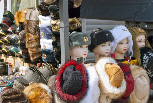 Souvenir Shop - Stock Photo - Images
