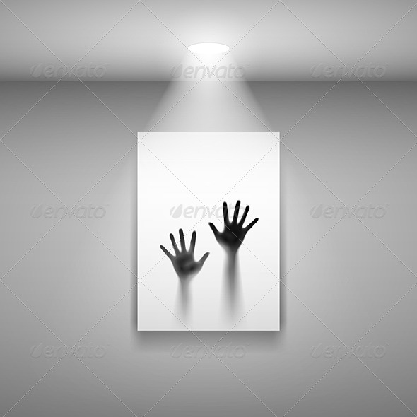 GraphicRiver Two Open Hands on Picture 4621605