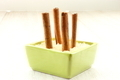 Cinnamon in green pot - PhotoDune Item for Sale