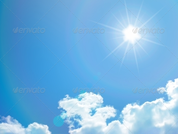 Sky Background - Backgrounds Decorative
