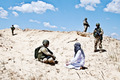 Negotiations with the muslim militant - PhotoDune Item for Sale