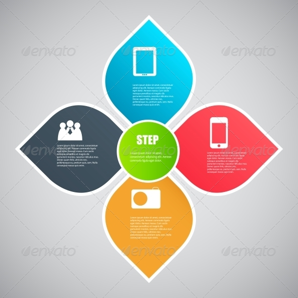 GraphicRiver Infographic Template Vector Illustration 4622978