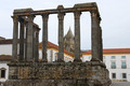 Roman Temple in Evora, Portugal - PhotoDune Item for Sale