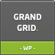 GrandGrid - Responsive Portfolio Theme - ThemeForest Item for Sale