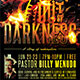 Out of Darkness: Church Flyer Template - GraphicRiver Item for Sale