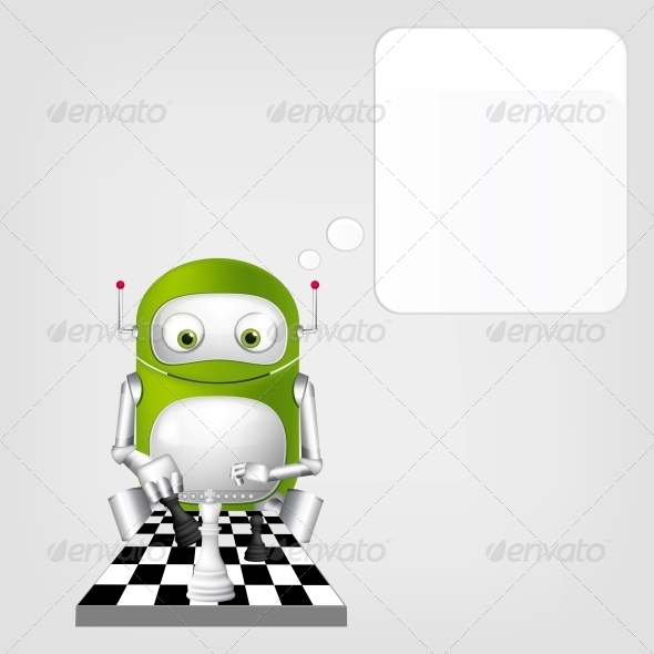 GraphicRiver Robot 4624060