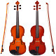 Two Violins with Bows - GraphicRiver Item for Sale