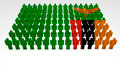 Zambia Flag Parade - PhotoDune Item for Sale