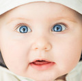 closeup portrait of beautiful baby - PhotoDune Item for Sale