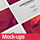 Photorealistic Business Cards Mock-ups - GraphicRiver Item for Sale