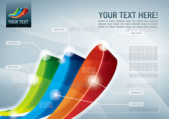 GraphicRiver Infographic Presentation Template 4611005