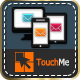Touch Me Responsive E-mail Template 