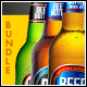 Beer Bottle Mock-Up Bundle - GraphicRiver Item for Sale
