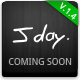 Jday - Coming  Soon page - ThemeForest Item for Sale