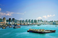 Phoenix Island Harbour of Sanya China - PhotoDune Item for Sale