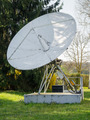 Big white satellite dish - PhotoDune Item for Sale