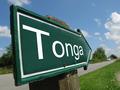 Tonga signpost along a rural road - PhotoDune Item for Sale