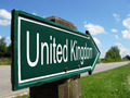 United Kingdom signpost - PhotoDune Item for Sale