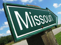 Missouri road sign - PhotoDune Item for Sale