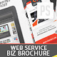 Web Service & Business Brochure V.1  - GraphicRiver Item for Sale