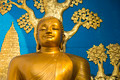 Golden Buddha statue - PhotoDune Item for Sale