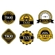 Taxi Service Symbols - GraphicRiver Item for Sale